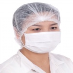 Face Mask With Ultrasonic Round Elastic
